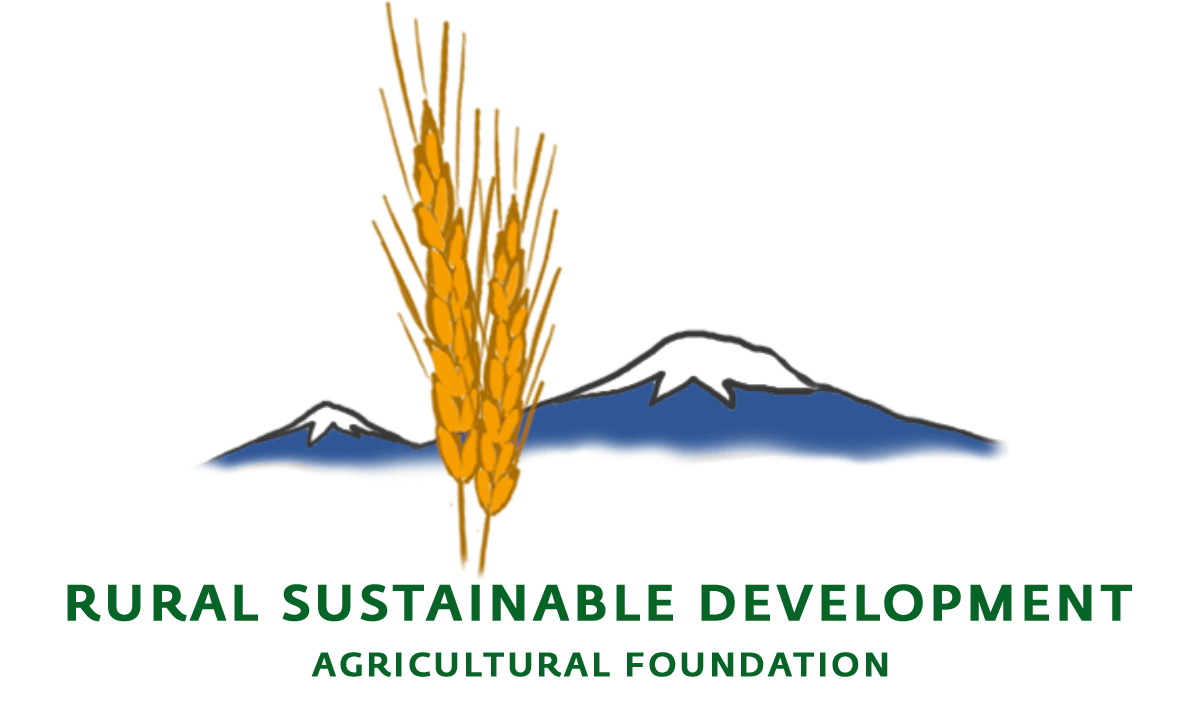 RURAL SUSTAINABLE DEVELOPMENT AGRICULTURAL FOUNDATION